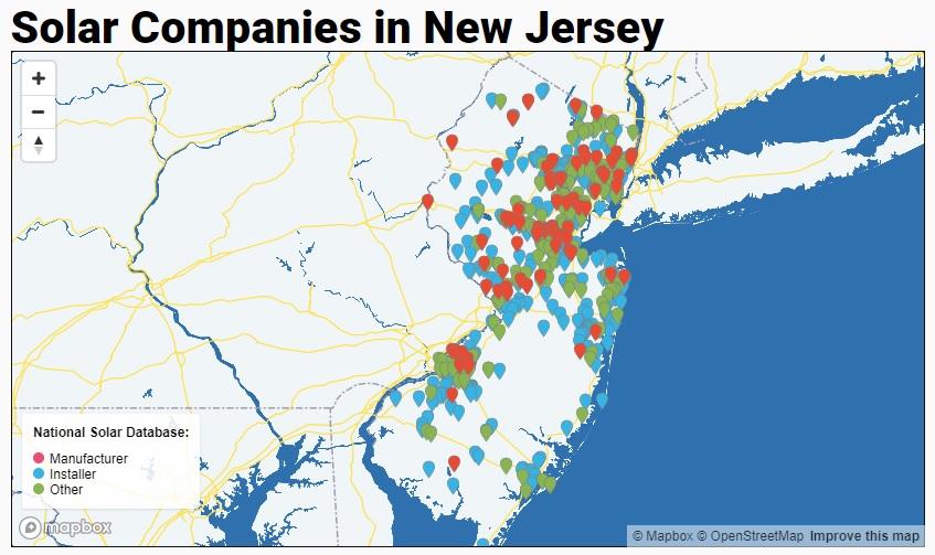 Solar Companies NJ